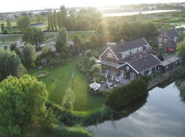 De Sfeerstal, Nieuwveen