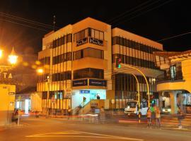 Hotel Plaza Real de Ocaña, Ocaña