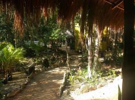 Casa Corazon de Jaguar, 圖盧姆