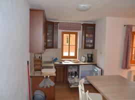 Apartment 812 Nová Pec, Nová Pec