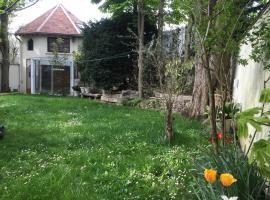 Petite maison du jardin, Rosny-sous-Bois