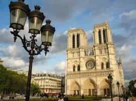 Notre Dame Paradis Latin