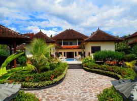 Bali Beachfront Villa Billabong, Tegallengah