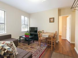 Two-Bedroom Apartment Downtown Vancouver