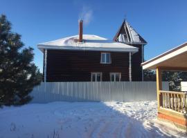 Country house in zapovednaya zona, Volzhsk