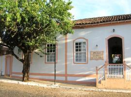 Pousada Pouso do Sô Vigario, Pirenópolis