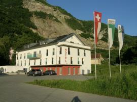 Hôtel Siolgarni SA, Roche