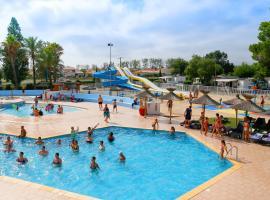 Grand Bleu Vacances – Camping Le Bosc, Saint-Cyprien