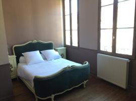 Appartement la Voulzie, Provins