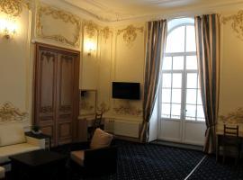 Hotel Osobnyak Molvo