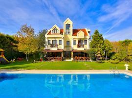 Villa Istanblue, Türkoba
