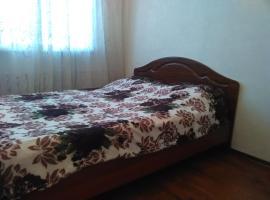 Apartment on Nursultana Nazarbaeva 56