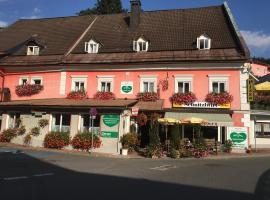 Bed & Breakfast Goldener Stiefel, Mariazell