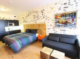 OK Hotel - Studio Apartments, Reykjavik