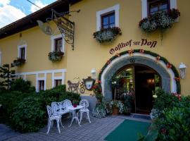 Ferienhotel Gasthof zur Post, Untertauern