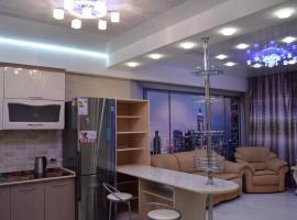 Apartment on Komsomolskaya ulitsa 373b, Yuzhno-Sakhalinsk
