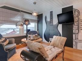 RIBO Apartment Katterjåkk, Riksgränsen