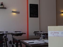 Inter-Hotel Le Savoy, Caen