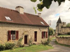 Le Clos De La Tourelle, Arcis-le-Ponsart