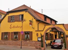 Ellenbergs Restaurant & Hotel, Heßheim