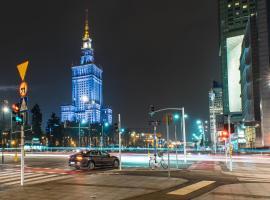 The View apartments, Warszawa