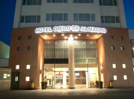 Hotel Diego de Almagro Curicó, Curicó