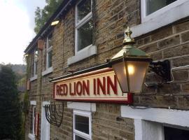 The Red Lion Inn, Holmfirth