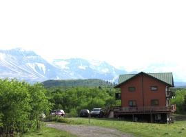 Payne Lake Lodge, Mountain View