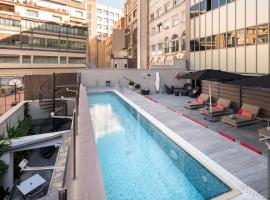 Catalonia Square 4 Sup Star Hotel This Is A Preferred Property They Provide Excellent Service Great Value And Have Awesome Reviews From Booking