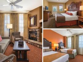 WorldMark Bison Ranch, Overgaard