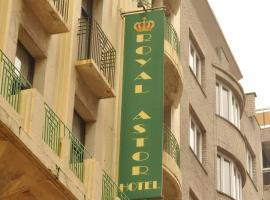 Hotel Royal Astor, Ostende