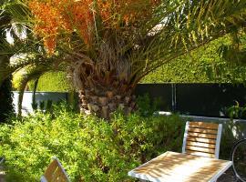 Mandara Hotel, Juan-les-Pins