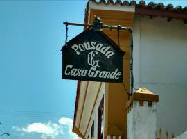 Pousada Casa Grande, Iguape