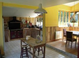 Maison de charme Honfleur, Équemauville