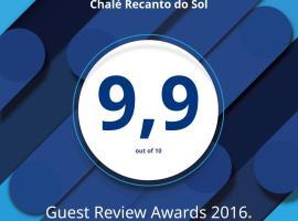 Chalé Recanto do Sol, Paraisópolis