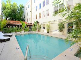 First Street Apartments, Miami Beach