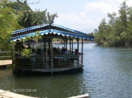 Sajorda Riverpark Resort, Iba