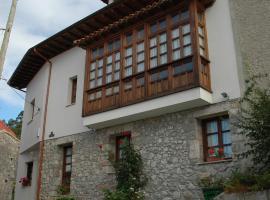 Casa Rural Maribel II, Cue