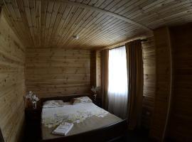 Curtea Boierului Hotel, Peresecina