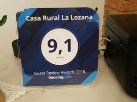 Casa Rural La Lozana, Navalvillar de Pela