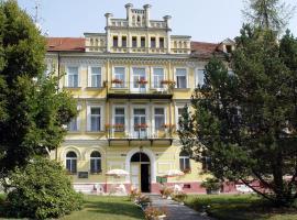 Hotel Luisa, Františkovy Lázně