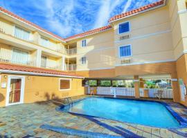 St. Augustine Island Inn, Saint Augustine Beach