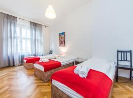 Welcome Apartments and Hostel Prague