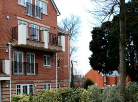 Westlands House, City Centre, Home-From-Home, Basingstoke