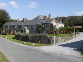 Trehellas Country House Hotel & Restaurant, Bodmin