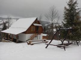 Guest House on Verkhne Studenyy, Verkhne-Studënyy