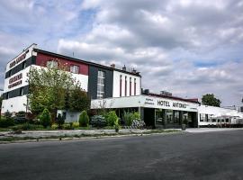 Hotel Antonio, Jelcz