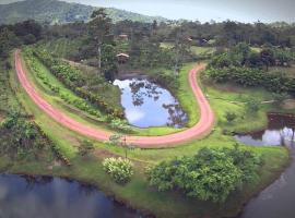 La Anita Rain Forest, Colonia Dos Ríos