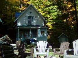 Petite Maison dans les Bois, Saint Elie