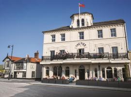 The Pier Hotel, Harwich